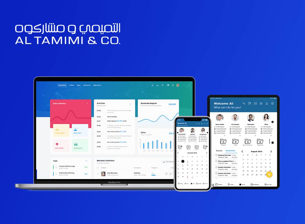 Al Tamimi – Droppit App